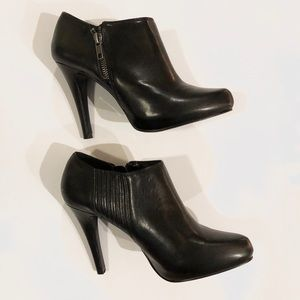 Nine West | Ankle Boots  | zipper